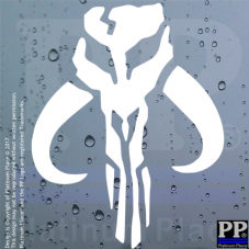Mandalorian-Car,Van,Door,Window,Sticker,Sign,Jedi,Yoda,Darth,Star wars,Empire,Decal,Rebellion,Vinyl